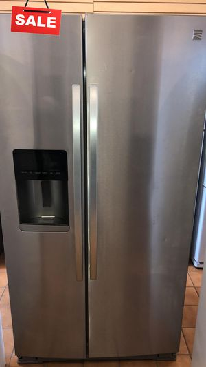 FIRST COME!!CONTACT TODAY! Refrigerator Fridge Kenmore With Icemaker #1479 for Sale in Silver Spring, MD