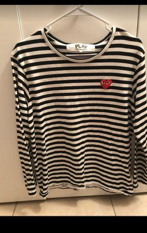 CDG Long Sleeve Sz M for Sale in Silver Spring, MD