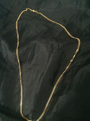 Gold chain for Sale in Colorado Springs, CO