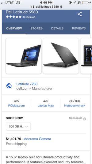 Dell laptop for Sale in Denver, CO