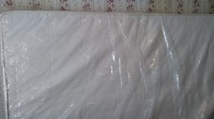 Full size bed frame and mattress, brand new, never out of packages for Sale in Pawhuska, OK