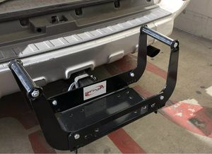Foldable Winch Mounting Plate Cradle Mount For 2'' Hitch Receiver 4WD SUV Truck for Sale in ROWLAND HGHTS, CA