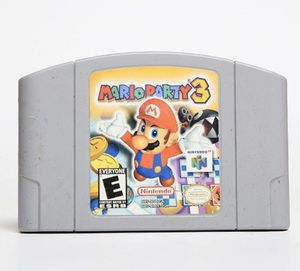 Nintendo 64 N64 Mario Party 3 Game for Sale in Struthers, OH