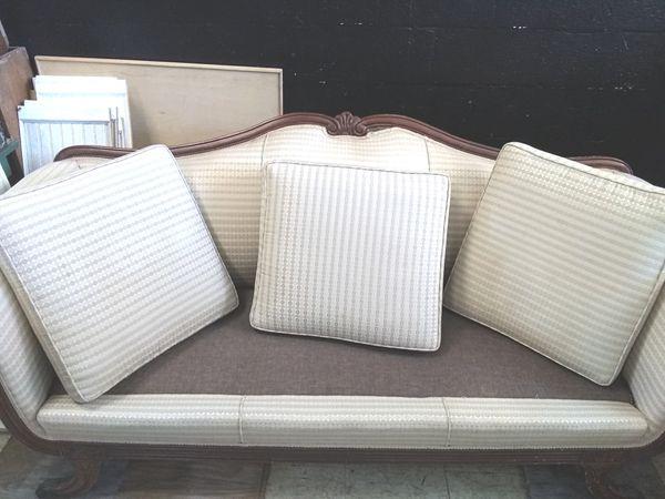 Beautiful Antique Empire Brand Sofa