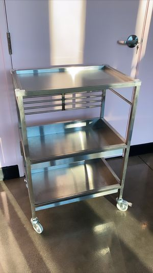 Stainless Steel Kitchen Cart IKEA for Sale in Scottsdale, AZ