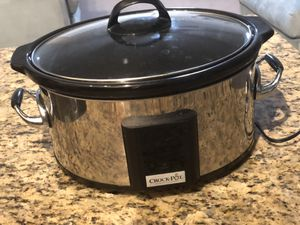 Slow cooker in excellent condition for Sale in Dallas, TX