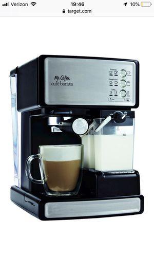 Coffee Expresso/cappuccino/latte machine for Sale in Boston, MA