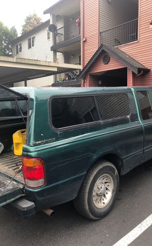 Ford ranger camper for Sale in Vancouver, WA