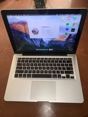 MacBook Pro 13 inch Mid 2012 for Sale in Los Angeles, CA