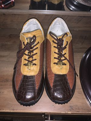 Mauri dress shoes from Italy for Sale in Savannah, GA