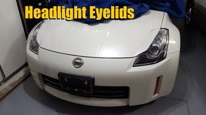 350z new unfinished eyelids for Sale in Nashville, TN