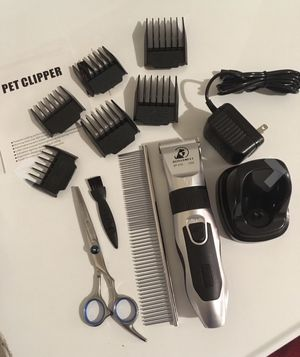 Pet grooming and clipping kit for Sale in Renton, WA
