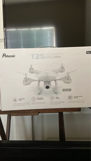 Potensic T25 drone with camera and gps for Sale in Sumner, WA