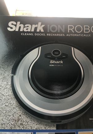 Shark ion robot vacuum for Sale in Stockton, CA
