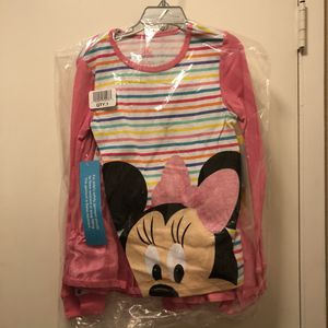 [New] Minnie Mouse PJ Pals set size 8 for Sale in Oakley, CA