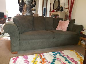 Stanton Furniture Couch & Chair & a Half for Sale in Beaverton, OR