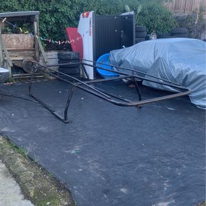 8 Ft Rack Came Of A 2014 Ford F-150 8 Feet Bes for Sale in San Pablo, CA