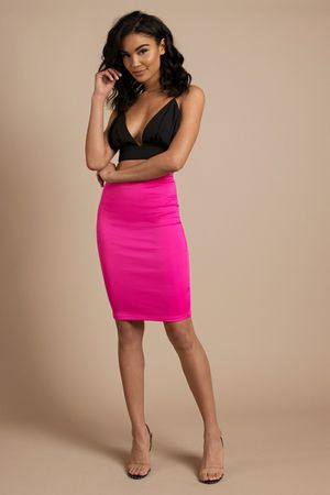 XL Pink Pencil Skirt for Sale in St. Petersburg, FL
