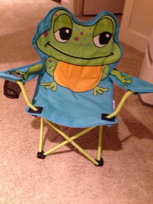 Frog kids beach lounge chair for Sale in Arlington, VA