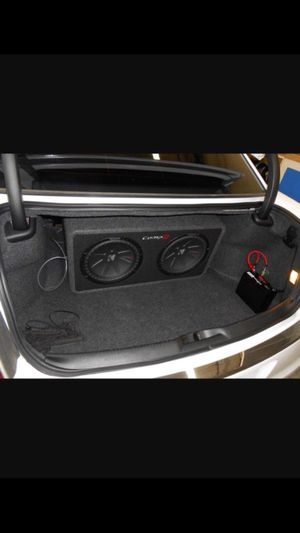 INSTALL SUBWOOFER FOR CHEAP!! for Sale in Nashville, TN