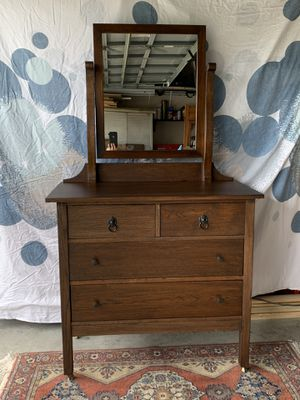 Antique dresser -early 1800s, restored to its natural beauty for Sale in Navarre, FL