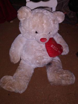 HUGE TEDDY BEAR for Sale in Cartersville, GA