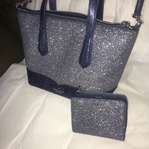 Kate Spade purse and wallet set for Sale in Henderson, CO