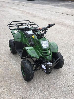 110cc atv for kids automatic four wheeler for Sale in Dallas, TX