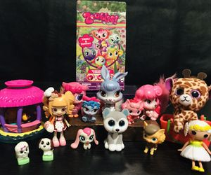 Shopkins, Zoobles & Beanies Boos Lot #5 for Sale in University Place, WA