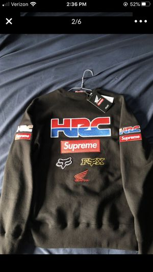 Honda x supreme crewneck size medium for Sale in Bellingham, MA
