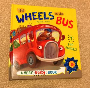The Wheels On The Bus Book for Sale in Frisco, TX