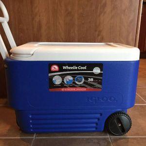 Igloo weelie cooler in great condition. for Sale in Fairfax, VA