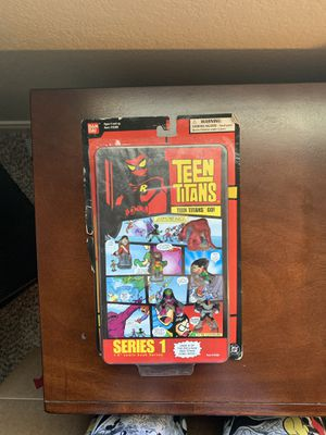 Teen titans go 1.5in action figures comic book hero series 1 page 2 toys for Sale in Las Vegas, NV