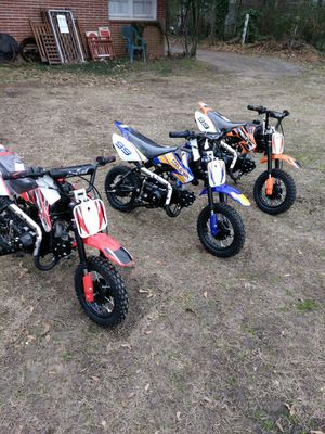 New dirt bikes for Sale in US