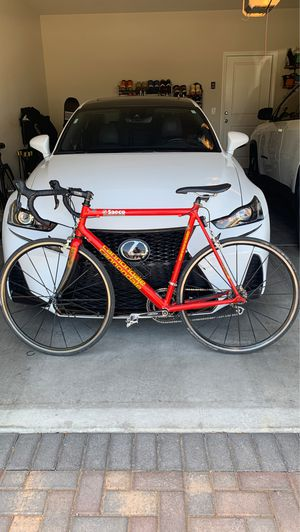 Cannondale Saeco road bike for Sale in Las Vegas, NV