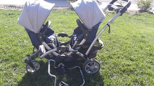 Contour Double Stroller for Sale in Moreno Valley, CA