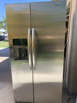 Kitchenaid stainless steel refrigerator @delivery available for Sale in Phoenix, AZ
