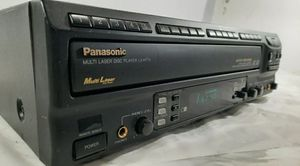 VINTAGE PANASONIC LX-K770 MULTI LASER DISC PLAYER for Sale in Bell Gardens, CA