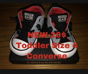 Toddler Converse for Sale in Mannington, WV