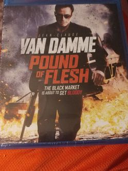 Jean Claude van Damme: Pound Of Flesh Dvd for Sale in Maricopa,  AZ