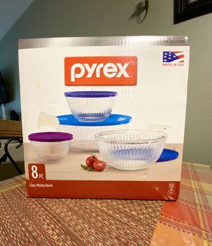 Pyrex Glass Mixing Bowls for Sale in Simi Valley, CA