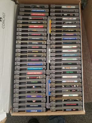 Nintendo with 103 games for Sale in Portland, OR