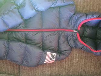 Unisex Kids Ralph Lauren Polo Jacket Size 8 for Sale in Park Hills,  KY