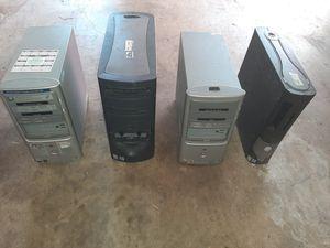 Desktop computers lot for Sale in Garland, TX