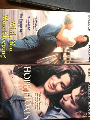 Hope Floats & While You Were Sleeping for Sale in Covina, CA