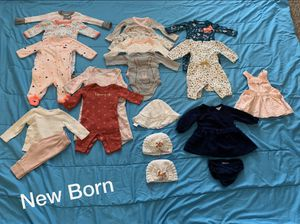 Baby girl clothes for Sale in Oakland, FL