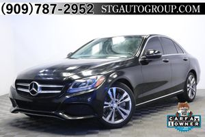 2016 Mercedes-Benz C-Class for Sale in Montclair, CA