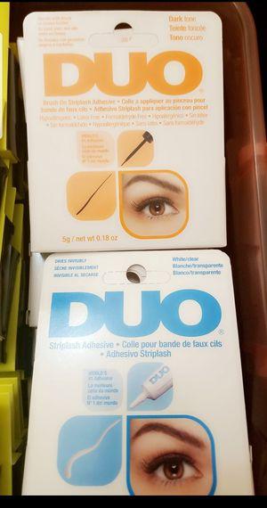 Duo eyelash glue for Sale in Everett, WA