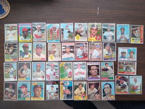 Vintage baseball card stars lot mostly 1960's for Sale in Tustin, CA