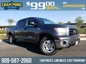 2013 Toyota Tundra 4WD Truck for Sale in Fontana, CA